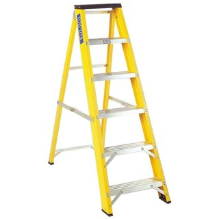 GRP Fibreglass Step Ladders